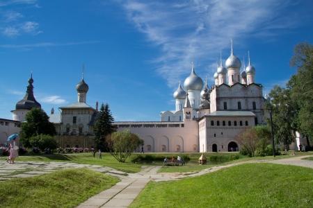 Kremlin of Rostos the Great
