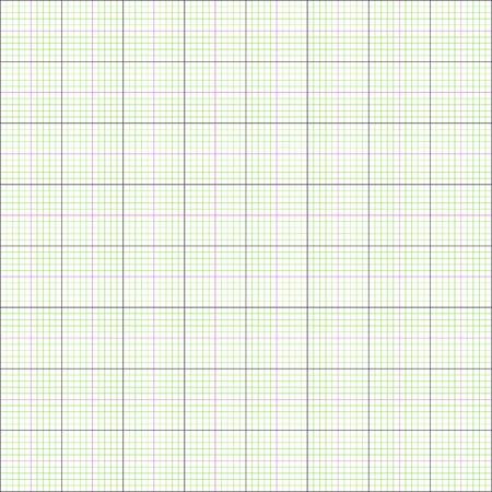 Graph paper grid background, 2d illustration,  vector, eps 8 Vector