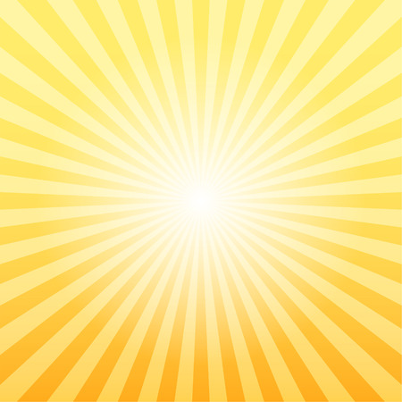 sunray: Line sunray 2d vector background, linear gradient, design element, clipping mask Illustration