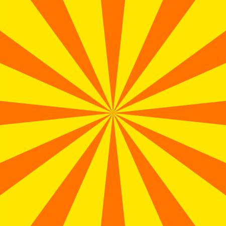 sunray: Simple radial sunray vector background, eps 8