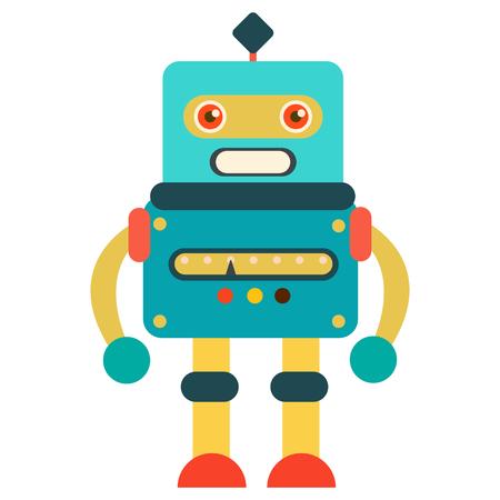 robot icon design Vector illustration.