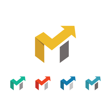 letter M business logo