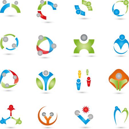 nursing association: People  Collection People Illustration