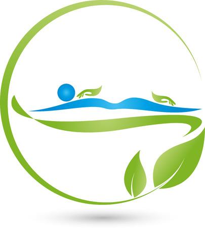 balsam: Man, massage, medical practitioner, hands