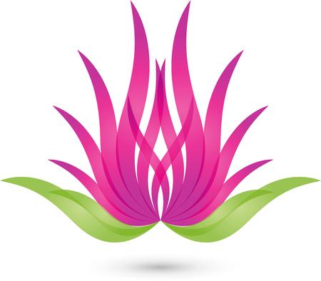 copywriter: Flower Logo, plant, Naturopaths