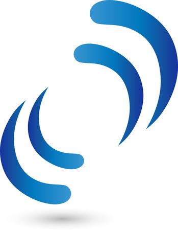 stir: Four drops logo, water, Spa