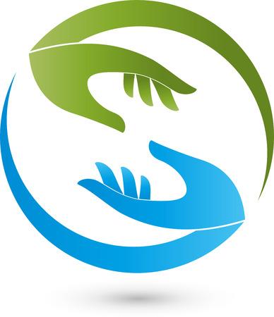 terapia ocupacional: Dos manos, terapia ocupacional, terapia