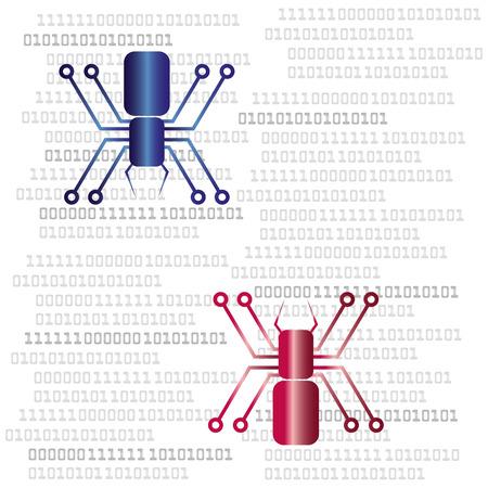 trojans: PC virus, security, digital, Trojans