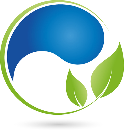 energy healing: Drops and leaves , Bio, Naturopaths