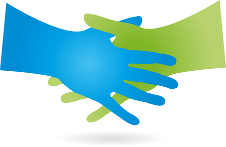 treaties: Handshake illustration