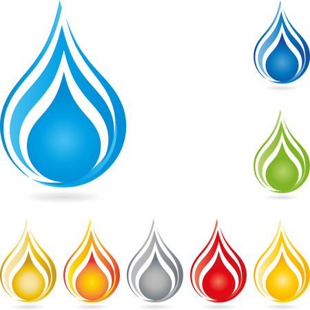 water: water Illustration