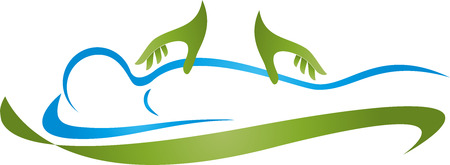 Humana, masaje, naturópata, manos, ortopédica
