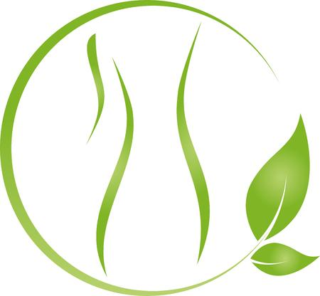 naturopath: Woman, human, leaves, naturopath