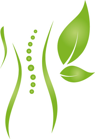 Woman, human, leaves, naturopath