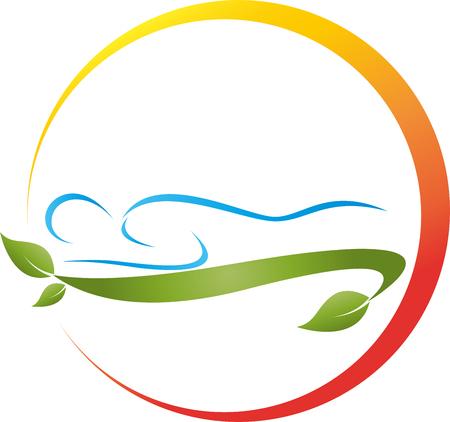naturopath: Human, hands, massage, naturopath, sun