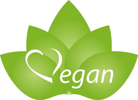 채식주의 기호 나뭇잎, 완전 채식주의 자, 자연