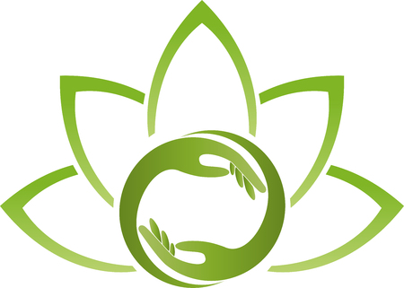 Hands, leaves, physiotherapy, naturopath, nature