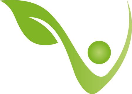 Human, leaves, health, naturopaths