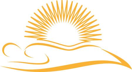 Person, Sonne, Sonnenstudio, Solarium, Ikone