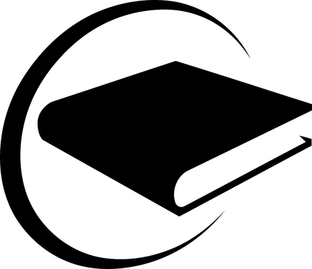 Book, library, data, icon