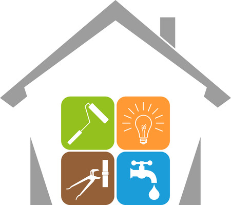 House, caretaker, tools, janitor service
