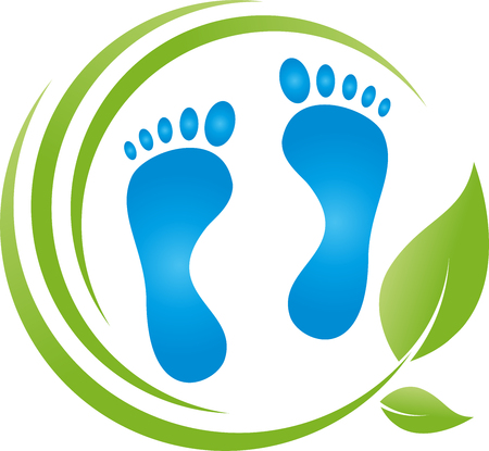Feet, foot care, massage, physiotherapy, occupational therapy Foto de archivo - 117794611