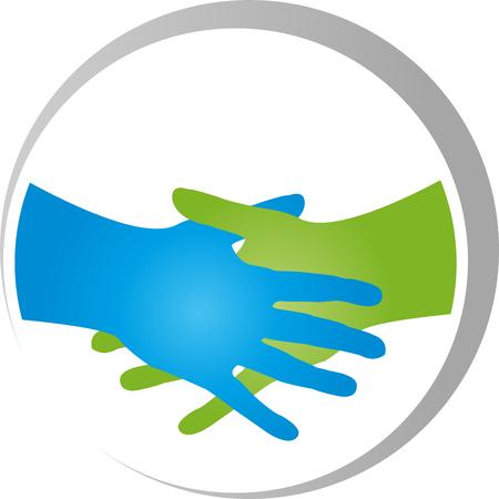Handshake, two hands, business, agreement