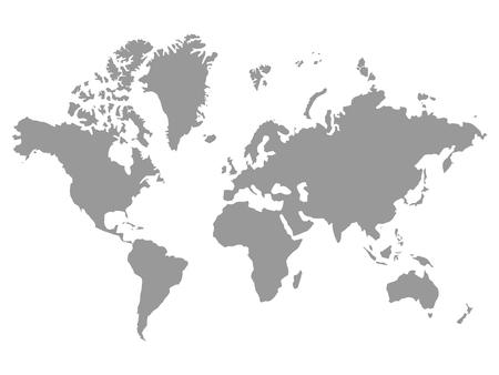 Erde, Erdkarte, Weltkarte