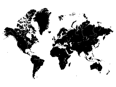 Earth, earth map, world map
