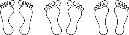 Feet, foot care, podiatry, collection