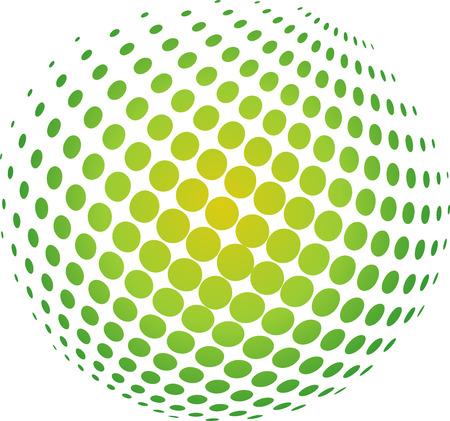 Sphere, technology, globe