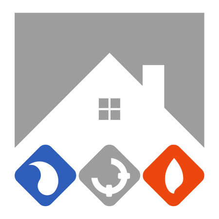 House, fire, pipes, water, plumber, plumber