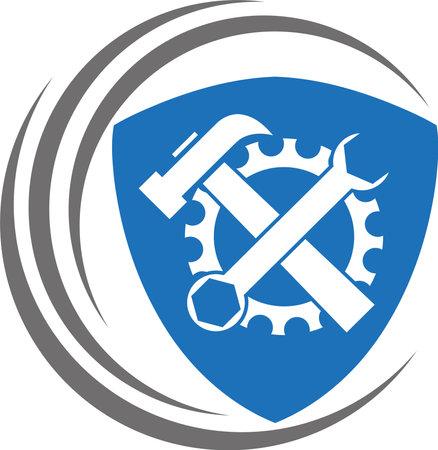 Tools, gear, locks, industry, mechanic