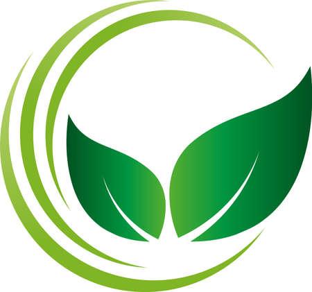 Two leaves, plant, gardener, wellness, naturopath