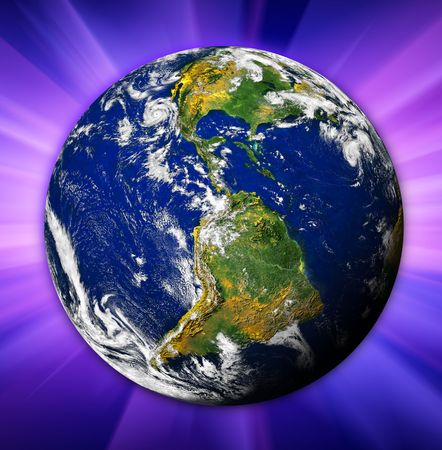 Planet Earth Stock Photo - 5517169