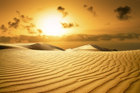 grand canary: Gold desert in sunset  Canary Islands, Canaries  Grand Canary  Maspalomas, Resort Town