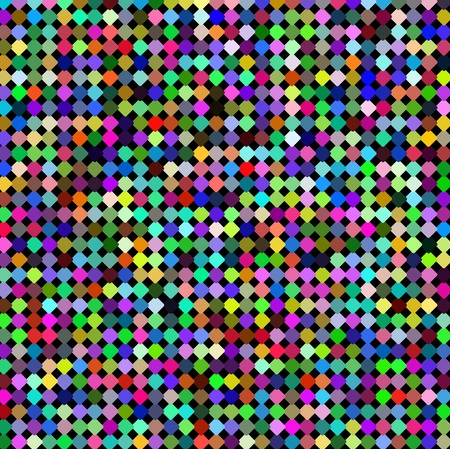 Vector background with colorful lights. Vector.  Vector
