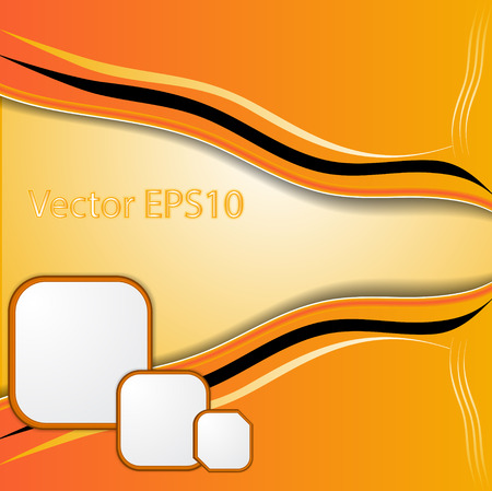 fond abstrait orange: �l�gant fond abstrait orange �l�gant