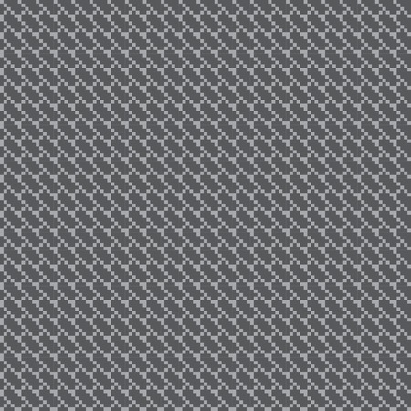Abstract black and white background, seamless vector pattern.  Vector