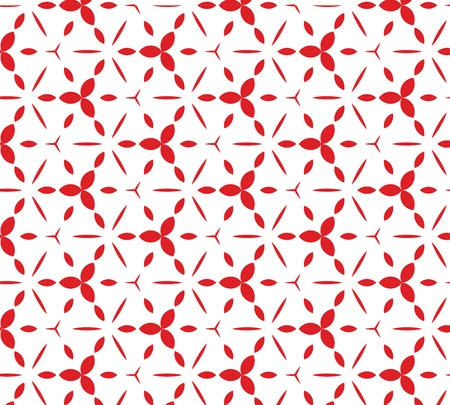 Vector pattern - geometric seamless simple modern texture.  Vector