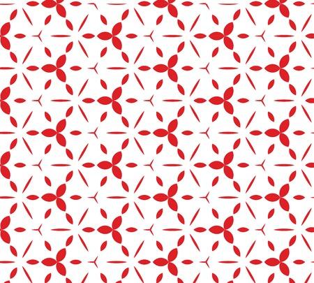 Vector pattern - geometric seamless simple modern texture.  Vector
