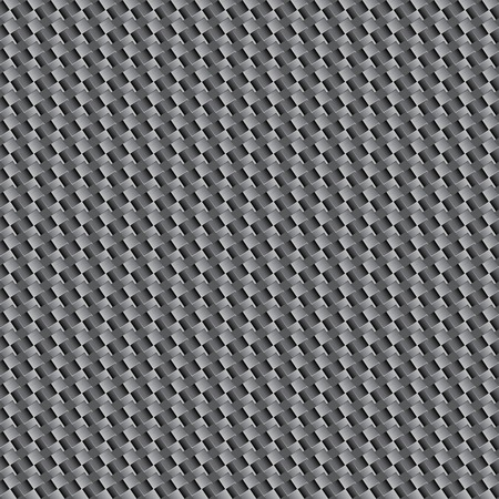 grey Abstract metal background. Vector illustration.  Vector