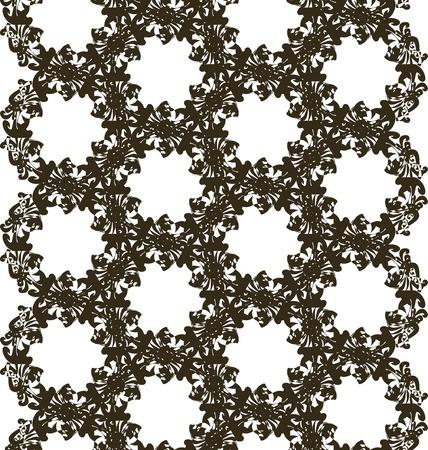 Vector pattern - geometric simple modern texture.  Vector