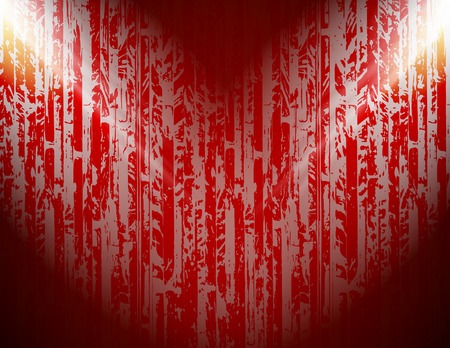abstract colored background with spotlights. Vector