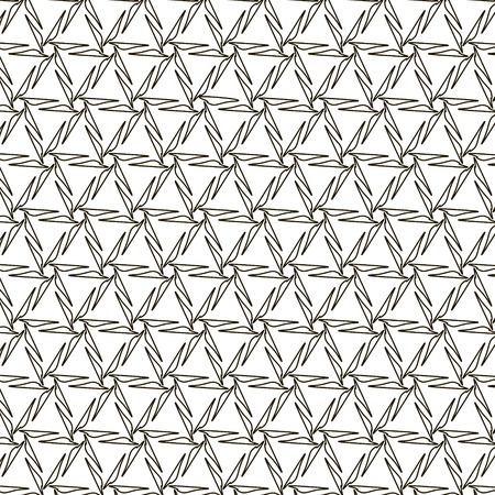 abstract vintage geometric wallpaper pattern background.  Vector