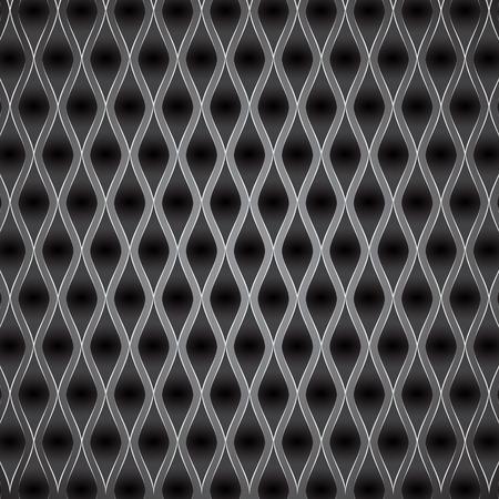 grey Abstract metal background.  illustration. illustration