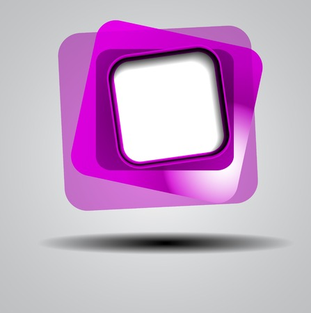 Abstract background of color boxes. Raster copy photo