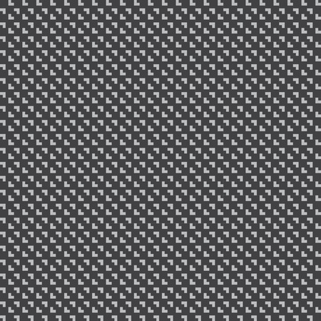 Abstract black and white background, seamless  pattern. photo