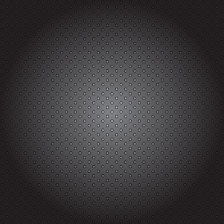 paillette: Seamless background with shiny silver paillettes. .