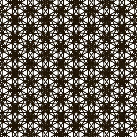 abstract vintage geometric wallpaper pattern background.  illustration. illustration